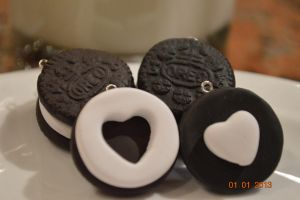 Friendship Oreos by SmileyHearts