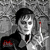 Barnabus Collins - Dark Shadows - Blood by chelano