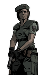 Jill Valentine by vehemence-41