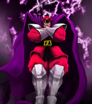 M Bison by o1dpain1ess