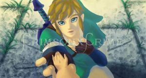 Take My Hand - Zelda Skyward Sword by CrimsonxCrime