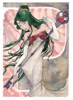 Sailor Pluto by CARLATIONS