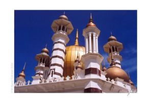 Ubudiah-Mosque by W0LLE