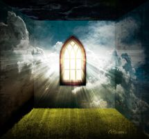 A Window to Beyond by ti-DESIGN