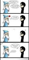 The Truth About Dumbledore by Devain