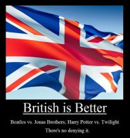 British is Better by TheRedCello