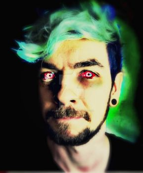 Antisepticeye by animalsarelife666