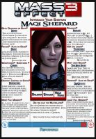 Mass Effect 3 Simple Shepard Meme : Maqi by maqeurious