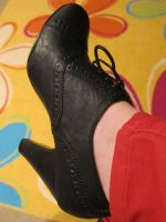 The black boot by Lafire