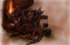Dwarf Quest Monster RS by Lithirian