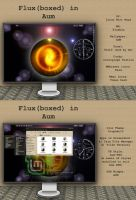 Flux(boxed) in Aum - My current fluxbox on Maya by rvc-2011
