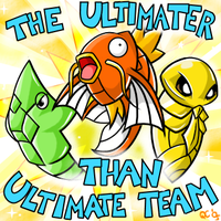 ULTIMATER Than Ultimate Team by cartoonist