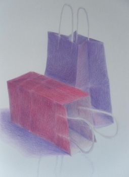 Colored Bags by Fusco2010