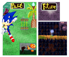 Sonic Made A Good Future by Dreamcasts