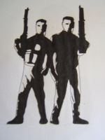Universal Soldier by Roverdabummer