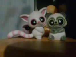 My YooHoo And Friends Pammee RingRing Figure 11 by PoKeMoNosterfanZG