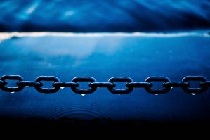 Blue Chain by hammo