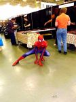 webhead at wizard world by spidey38