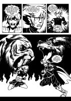 Angie Ruins Fire Emblem 14 by angieness