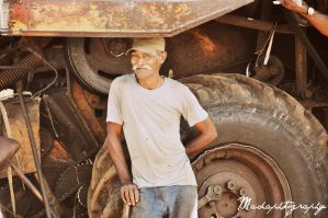 Worker. by madaphotography