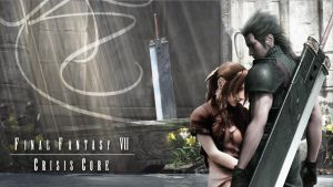 Zack And Aerith Wallpaper by EvilMeRc8
