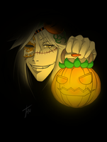 Happy Halloween by Thunddi