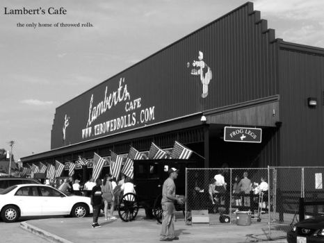 Lambert's Cafe by AdamCreationist