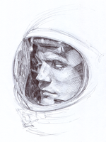 Neil Armstrong by characterundefined