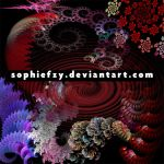 Fractals stock by Sophie-Y