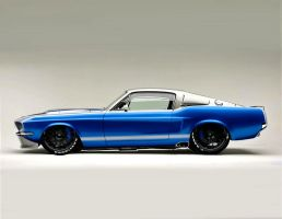 Two Tone FastBack 2 by lovelife81