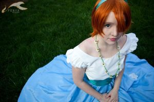 Thumbelina by Foxy-Cosplay