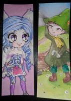 Bookmarks part 2 by Forunth