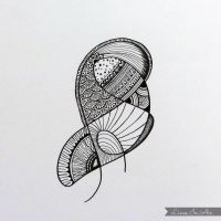 New Abstract Design by LinesInAir