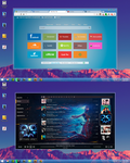 Desktop October 2014 (Windows 8.1) by dantenopolis