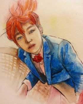 Taehyung by lavnl