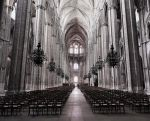 Bourges Cathedral by sags