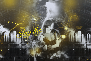 Stay the Night by iCrystals