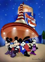 New House of Mouse by twisted-wind