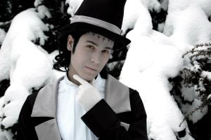 Tyki Mikk Cosplay 2 by Elffi
