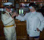 A toast between Soviet and Fuso naval officers by TPJerematic