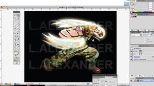 Guile by Xander7