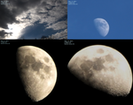 Moon December 21 2012 by laurapalmerwashere