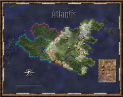 Atlantis (Rifts RPG) by FeroceFV