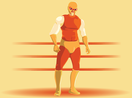 Luchador by cdup999