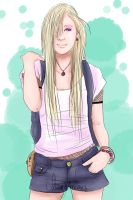 Ino casual look by shamylicious