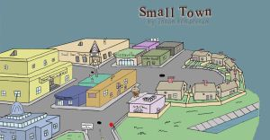 Small Town - my own city by luvzccr