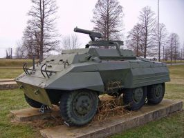 M20 Armored Car by DarkWizard83