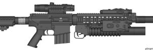 My Dream Rifle: Update by Der-Buchstabe-R