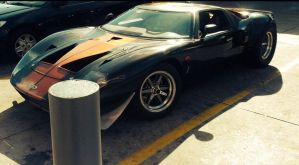 gt40 Memento by geovailpintor