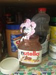 Nutellapie by eddiekitty2008